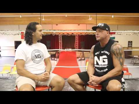 RezX TV: Exclusive Interview with Wrestler, Wavell Starr (Part 1 of 2)
