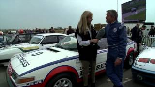 Incredible Group 1 Touring car legends racing at 72MM
