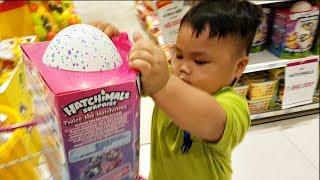 Trò Chơi Bé Đi Siêu Thị ❤ ChiChi ToysReview TV ❤ Đồ Chơi Trẻ Em Baby Doli