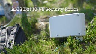AXIS D2110-VE vidéo