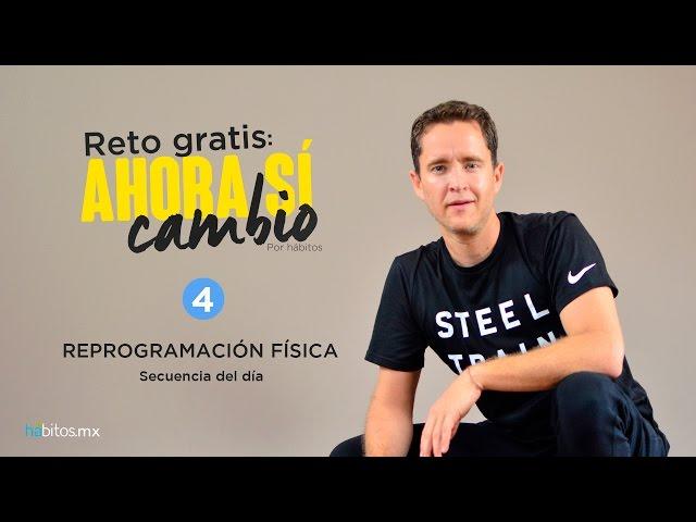 Mauricio Día 4: Reprogramación física