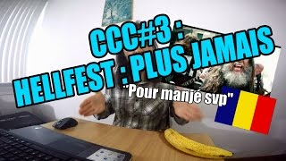 Contre Contre Clichés #3 - HELLFEST : PLUS JAMAIS ?!