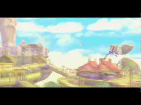 The Legend of Zelda Skyward Sword - Trailer 2 HD