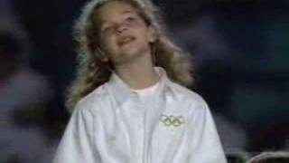 1996 Atlanta Closing Ceremonies - Power Of The Dream