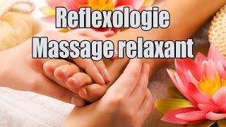 Reflexologie - Massage relaxant
