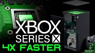"Xbox Series X ""At Least 3/4X More Powerful"" 