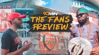 ARSENAL V MAN CITY PREVIEW! | Arsenal good enough to get a result v Man City?