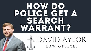 How Do Police Get A Search Warrant | Charleston SC Criminal Defense Attorney