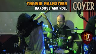 Yngwie Malmsteen - Baroque and Roll (Live Cover) Harold Zapata