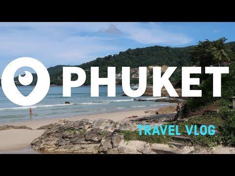 PHUKET THAILAND ||| MY TRAVEL VLOG ||| 2017