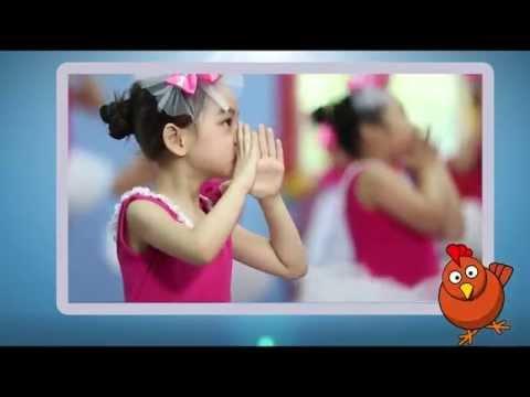 Nhảy cùng BiBi 2015 - Đàn gà trong sân (CLB Hồ Thiên Nga)