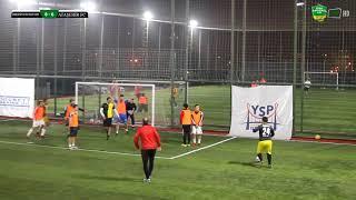 Ümraniye Muyar Yapı (8) (6) Ataşehir FC / ISTANBUL / iddaa Rakipbul Ligi 2018