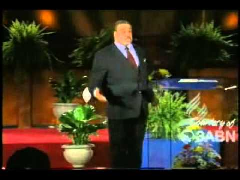 Hanging By A Thread- (Pastor Walter L Pearson Jr.)