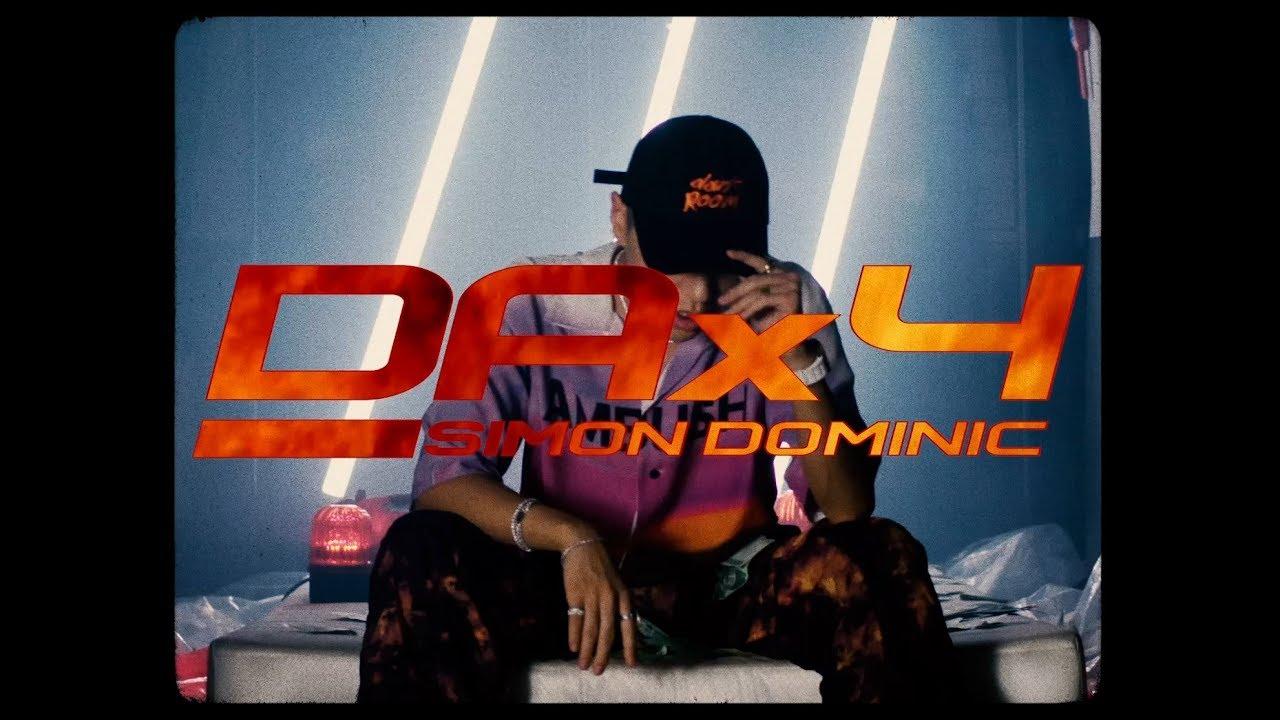 사이먼 도미닉 (Simon Dominic) - 'DAx4' Official Music Video (ENG/CHN)