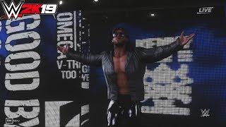 WWE 2K19 : KENNY OMEGA MOD SHOWCASE (ENTRANCE, FINISHER ,SIGNA…