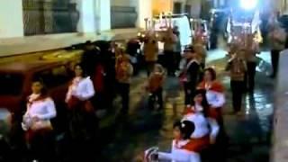 GRUPPO FOLK CETARA 7 GENNAIO 2012 E SCUGNIZZI DI MAIORI