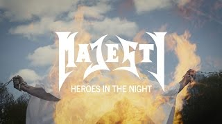 """MAJESTY """"Heroes In The Night"""" Offizielles Musikvideo"""