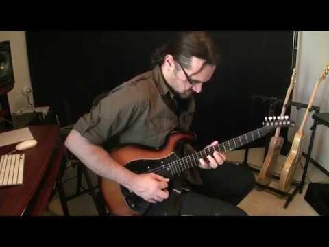 Lydian Improvisation - Axe FX II