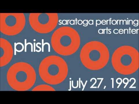 1992.07.27 - Saratoga Performing Arts Center