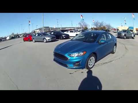 2020 Ford Fusion S Video Review & Walkaround - Heritage Ford - Corydon, IN