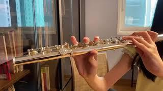 [플룻레슨] 잠실 플룻 레슨 - 윤플룻
