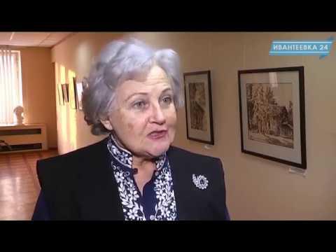 Татьяна Воронцова в репортаже «Ивантеевка 24»