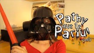 Pathy que te Pariu 28 - Fátima Bernardes e Minecraft #PQTP