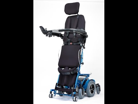 Power Standing Wheelchair - Draco