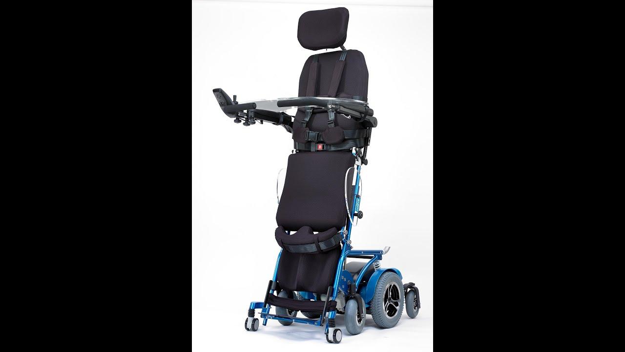 Power Standing Wheelchair Draco Doovi