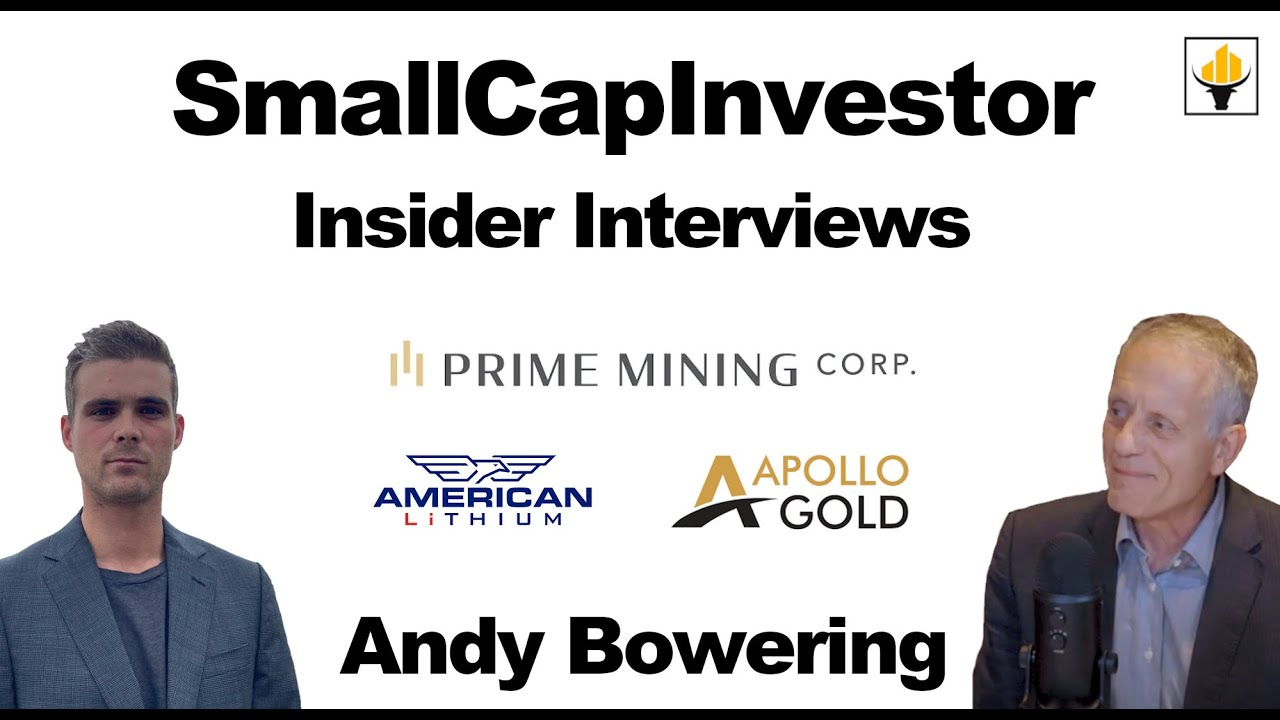 Interview with Andy Bowering (PRYM, APGO, LI)