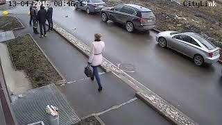 Дворник-карел наказал москвичей