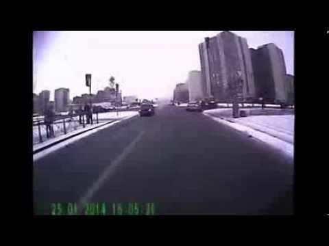нарезка аварий за февраль 2014