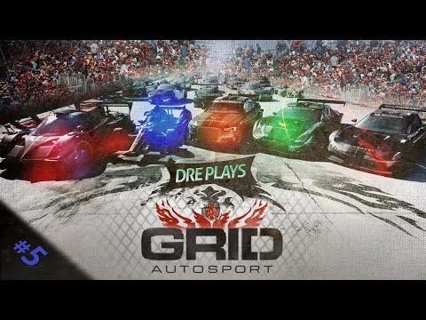 Dre Plays: GRID Autosport [Episode 5] - Street Pizza