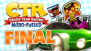 FINAL! - CRASH TEAM RACING NITRO-FUELED [Dublado #11]
