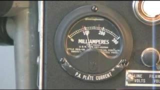 1942 TBW Ham Radio Transmitter