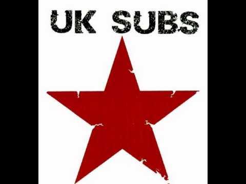 UK SUBS. Fragile