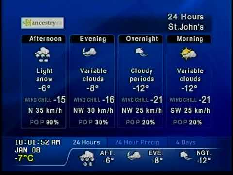 The Weather Network Local Forecast - January 8 2015