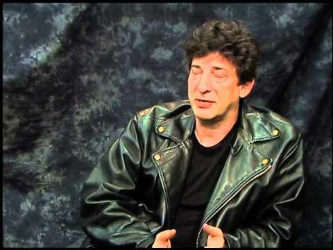 Neil Gaiman on the Origins of Coraline