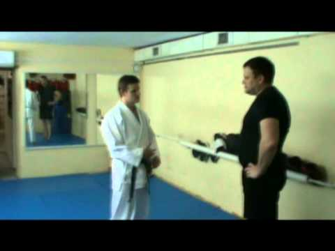 Видео урок: Базовый курс айкидо