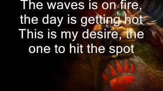Repeat youtube video Kolohe Kai - Cool down lyrics