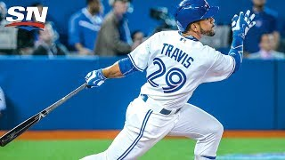 Devon Travis Discusses Being Pushed By Fellow Blue Jays Players | Quick Clips