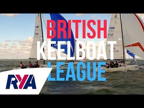British Keelboat League Finals - J70 Sailing in Cowes, Isle of Wight