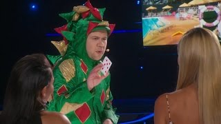 America's Got Talent 2015 S10E23 Semi-Finals Rd.2 - Piff The Magic Dragon