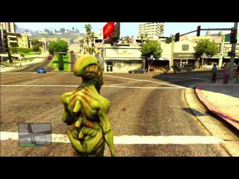 GTA 5 Online   SEXY 'Naked Female Boobs Glitch 1 17' GTA 5 Naked Boobs Glitch 1 17