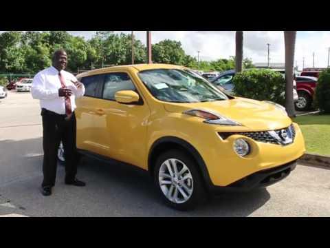 Nissan Guam Sales Consultant Tim Hall - Juke STP