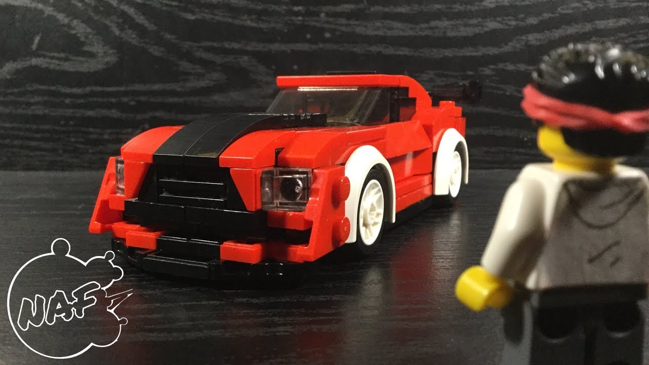 Lego ford mustang 2020