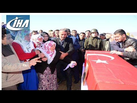 Şehidin Cenazesinde Kürtçe Ağıtlar Yankılandı