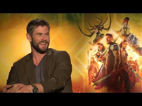 What do Chris Hemsworth's kids think of him playing Thor? | Magic Radio