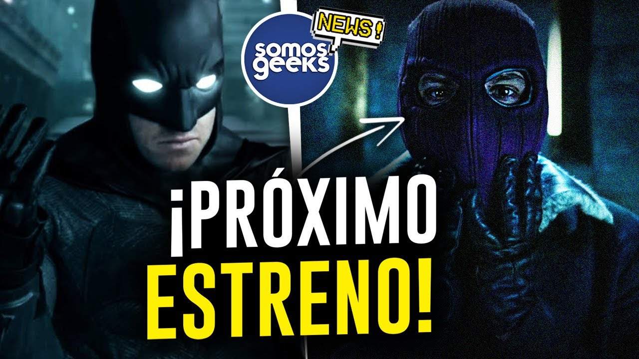 ¡EL SIGUIENTE MES! Comienzan los estrenos, Falcon and the Winter Soldier, The Batman, The Boyz...