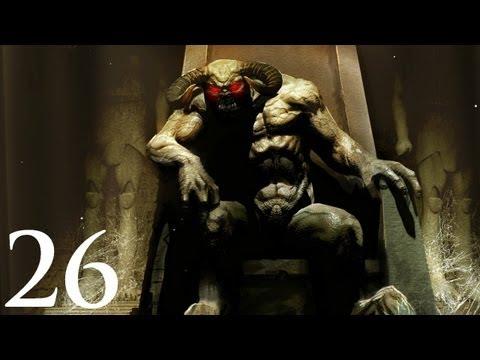 Serious Sam 3: BFE - Walkthrough - Part 26 [Episode Level 9: The Power of The Underworld] (Gameplay) |